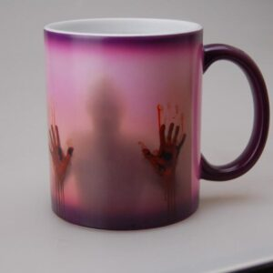 walking dead coffee mug